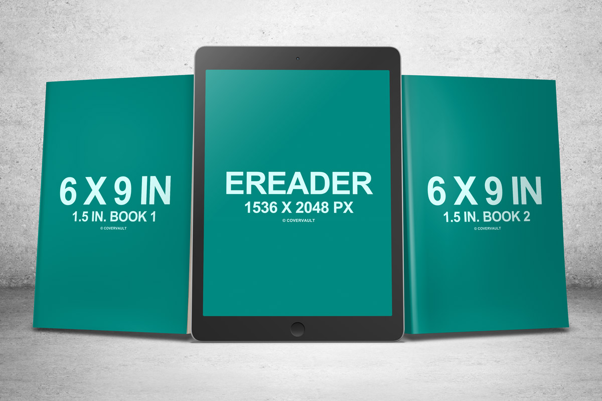 ebook-Ereader-ipad-tablet-book-PSD-Mockup-template